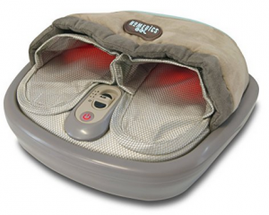 masseur de pied HOMEDICS Massage shiatsu